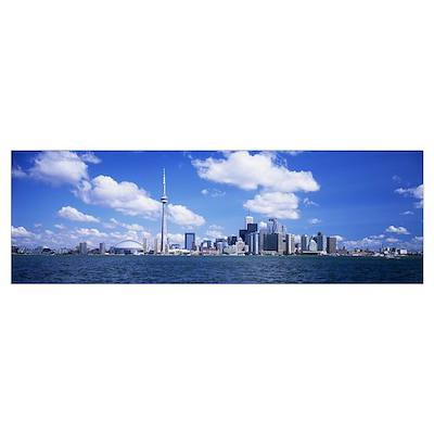 Lake Ontario Toronto Ontario Canada Poster