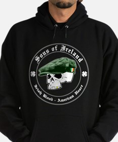 SONS of IRELAND - Hoodie (dark)