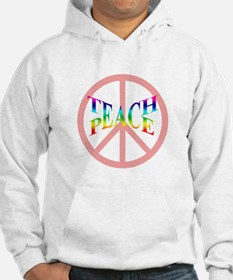 Teach Peace Jumper Hoody