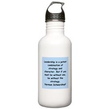 norman schwartzkopf Water Bottle