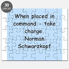 norman schwartzkopf Puzzle