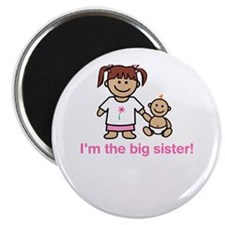 """I'm the big sister!"" Magnet"