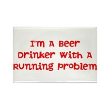 Beer Drinker Magnet
