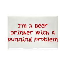 Beer Drinker Magnet