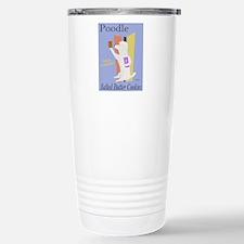 Poodle Salted But Travel Mug