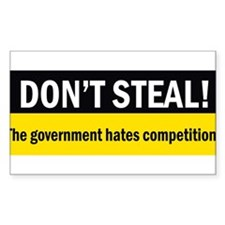 Don't Steal Decal