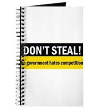 Don't Steal Journal