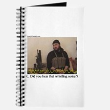 """Zarqawi """"Did you hear (cont)"""" Journal"""