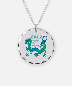 2012 Year of the Dragon Necklace