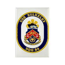USS Bulkeley DDG 84 Rectangle Magnet