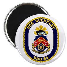 USS Bulkeley DDG 84 Magnet