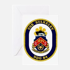 USS Bulkeley DDG 84 Greeting Cards (Pk of 10)