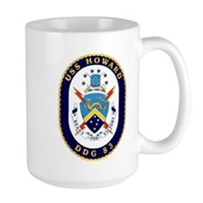 USS Howard DDG 83 Mug