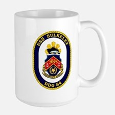USS Bulkeley DDG 84 Mug