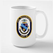 USS McCampbell DDG 85 Mug