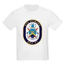 USS Howard DDG 83 T-Shirt