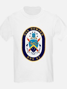 USS Howard DDG 83 T-Shirt