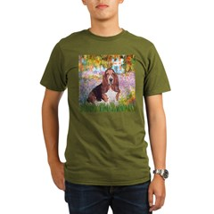Basset in the Garden T-Shirt