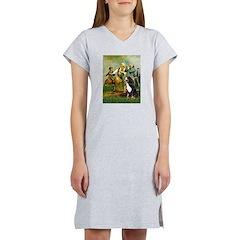 Spirit of '76 & Bernese Women's Nightshirt