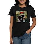 2 Sisters & Bernese Women's Dark T-Shirt