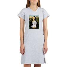 Mona's Bichon Women's Nightshirt