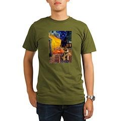 Ter Cafe / Border T T-Shirt
