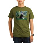 Bridge & Boston Ter Organic Men's T-Shirt (dark)
