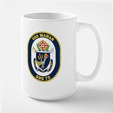 USS Mahan DDG 72 Mug