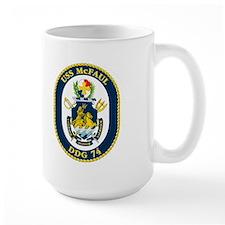 USS McFaul DDG 74 Mug
