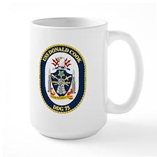 USS Donald Cook DDG 75 Mug