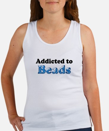 Addicted to Beads Women's Tank Top