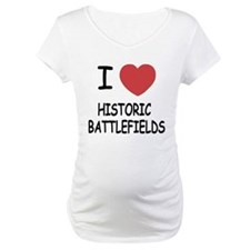 I heart historic battlefields Shirt
