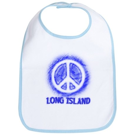Long Island Peace Bib