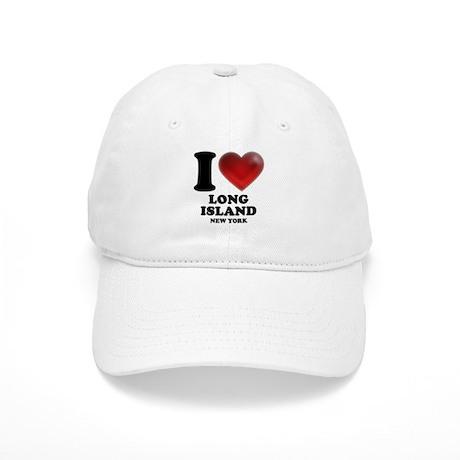 I Heart Long Island Cap