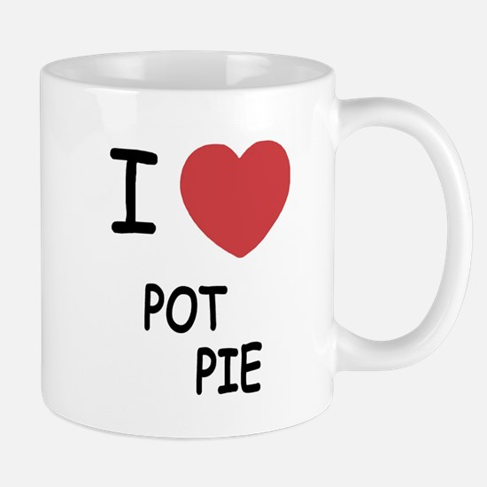 I heart pot pie Mug