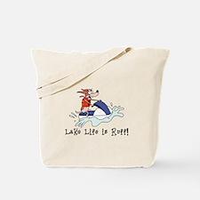 Jetski Tote Bag