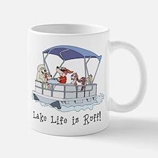 Pontoon Boat Mug