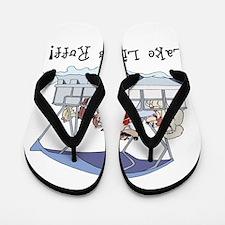 Pontoon Boat Flip Flops