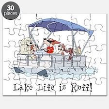 Pontoon Boat Puzzle