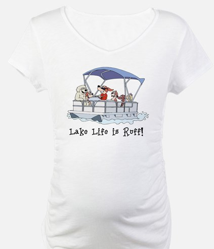 Pontoon Boat Shirt
