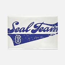 Seal Team 6 Rectangle Magnet
