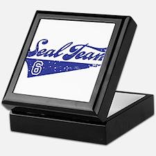 Seal Team 6 Keepsake Box