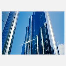 Office Towers, Long Beach, Los Angeles, California