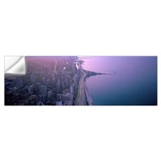 Chicago Illinois Wall Decal