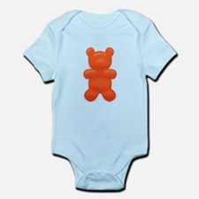 Red Gummi Bear Infant Bodysuit