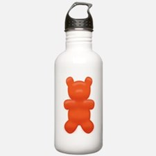 Red Gummi Bear Water Bottle