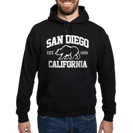 San Diego Hoodie (dark)