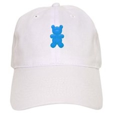 Blue Gummi Bear Baseball Cap