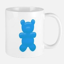 Blue Gummi Bear Mug