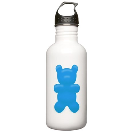 Blue Gummi Bear Stainless Water Bottle 1.0L
